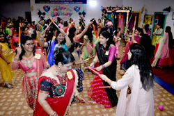 Dandia Celebration